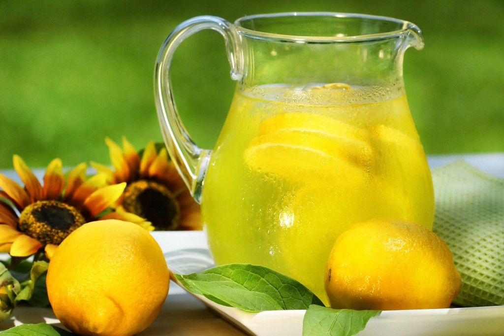 When life gives you lemons…. make lemonade!