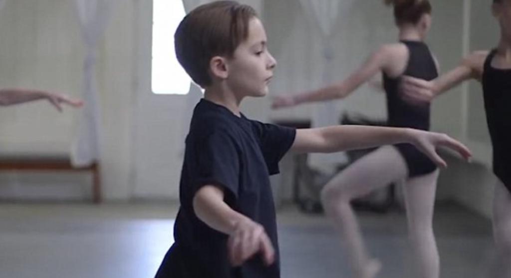 Gabe: A Ballet Dancer